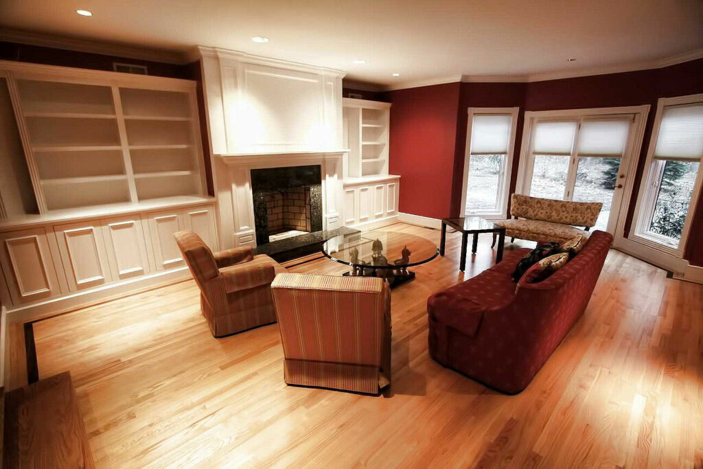 picture of interior painting Dover MA